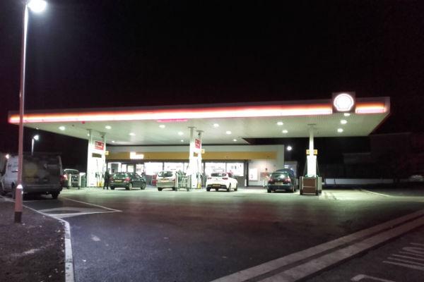 Shell Croydon Project